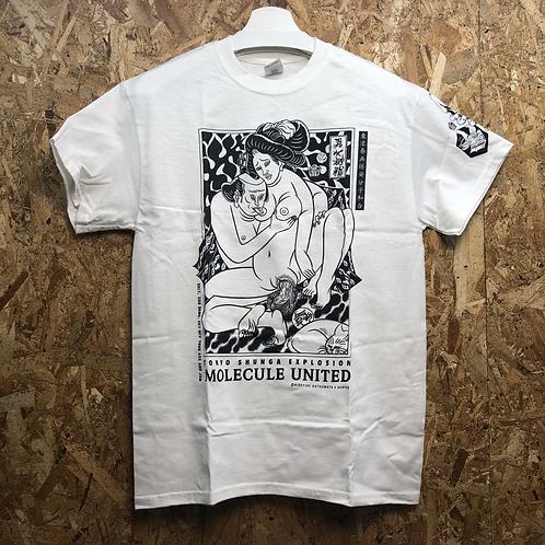 analog × Hideyuki Katsumata 『MOLECULE UNITED』T-shirts    M size