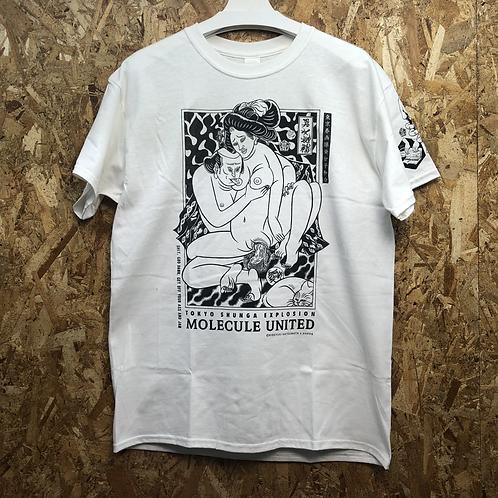 analog × Hideyuki Katsumata 『MOLECULE UNITED』T-shirts    L size
