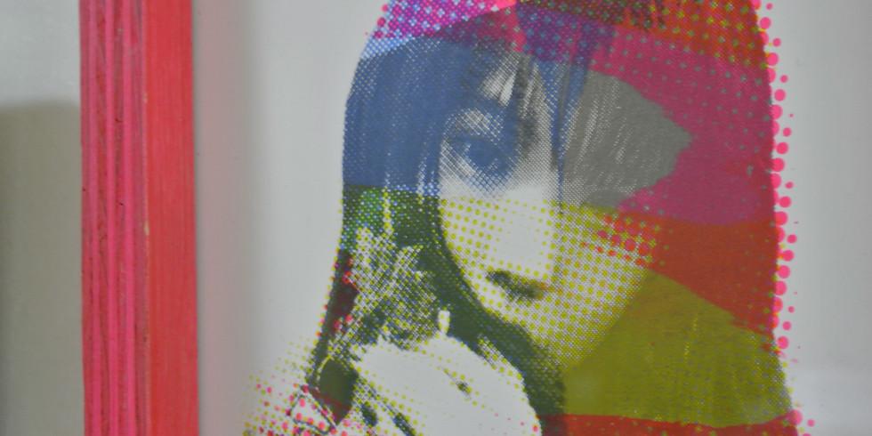 【ゲスト講習  4日目】古川貴司のシルクスクリーン講座 Vol.4 《応用技術編》