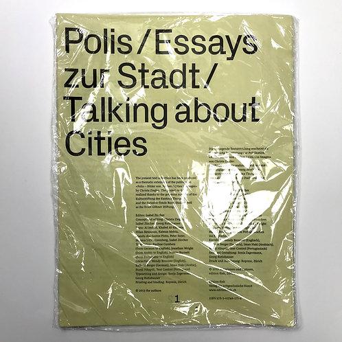 Christa Ziegler, Polis - Essays zur Stadt
