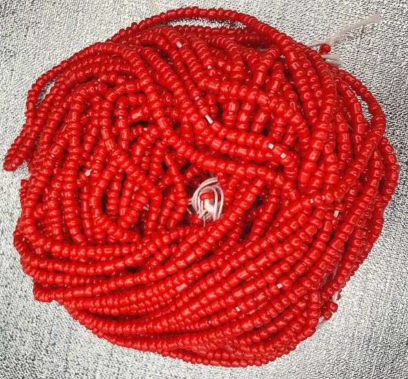 Red Waist Bead