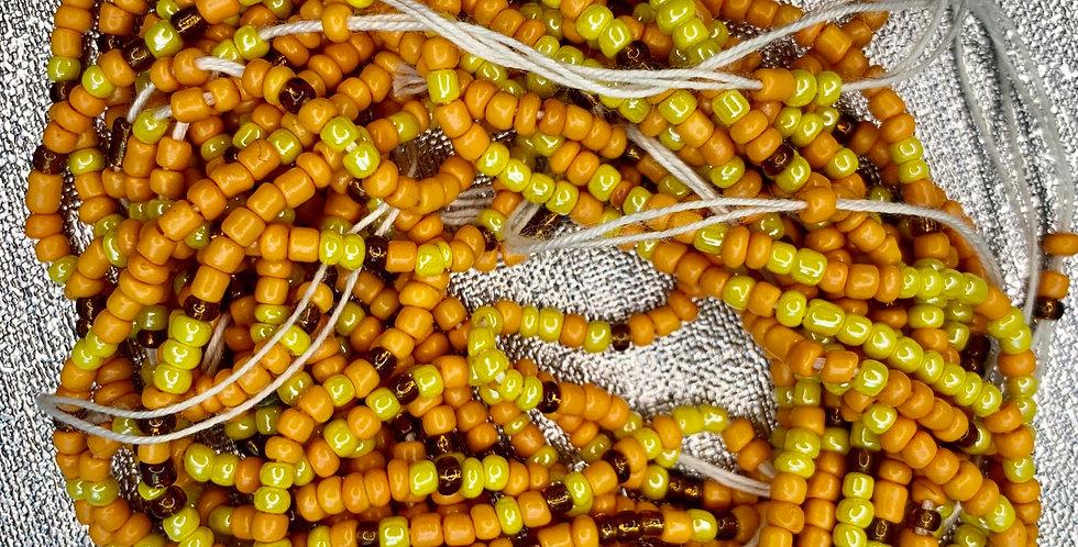 Autumn Waist Bead