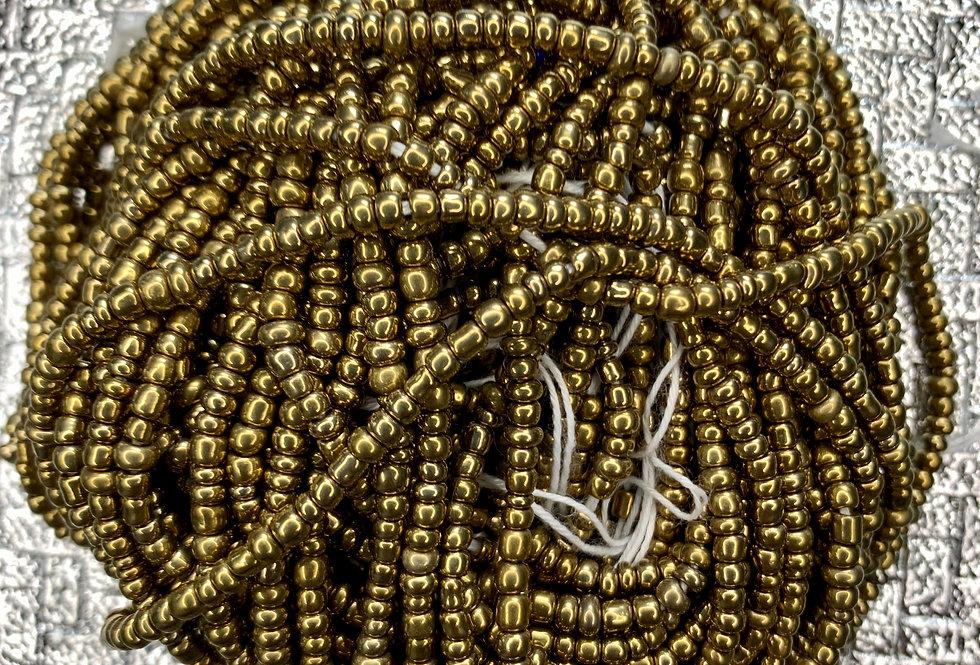 Gold Waist Bead