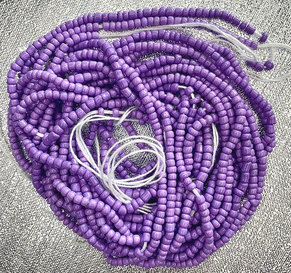Lavender Waist Bead