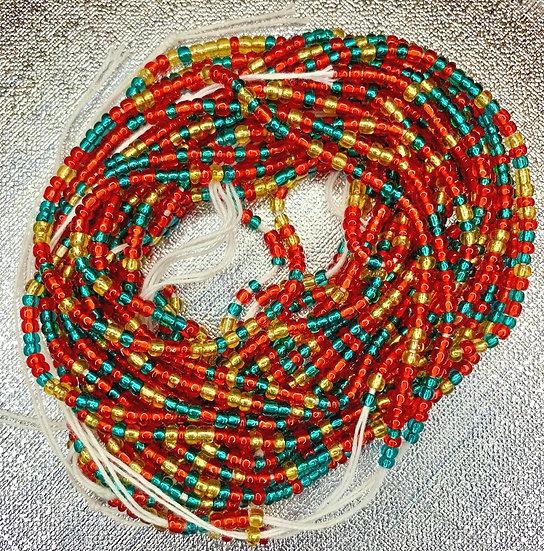 Berry Waist Bead
