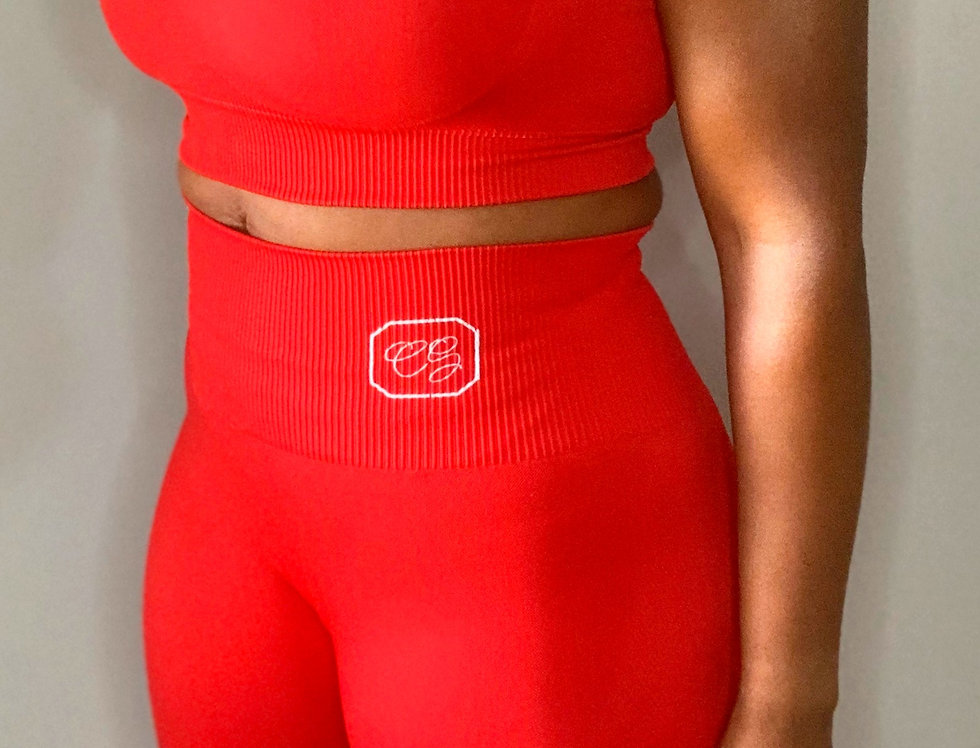 Betty Set-Red