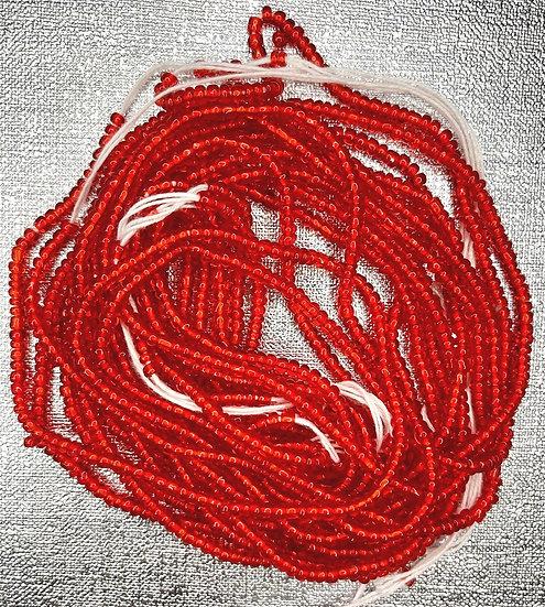 Red Hot Waist Bead