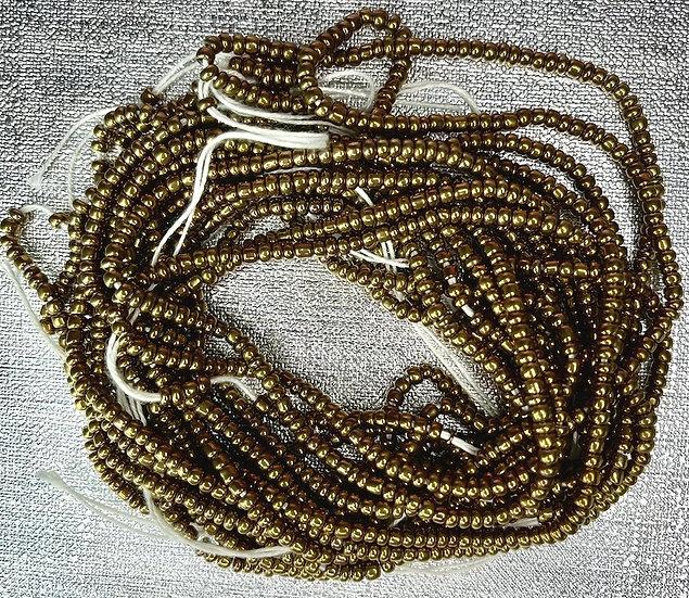 Bronze Waist Bead