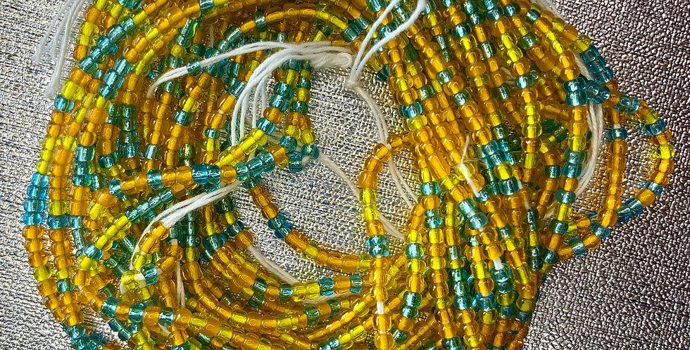 Vibrant Waist Bead