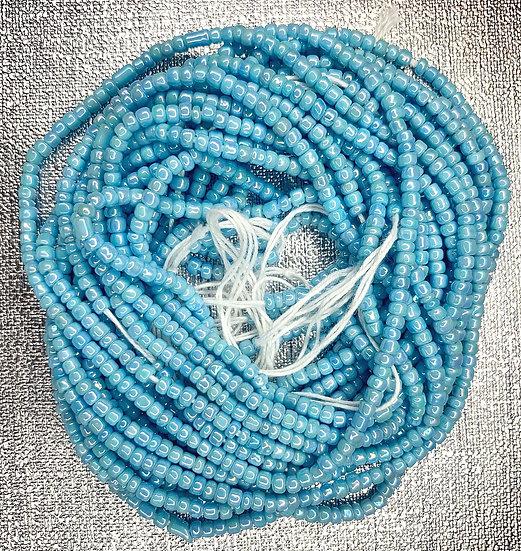 Light Blue Waist Bead
