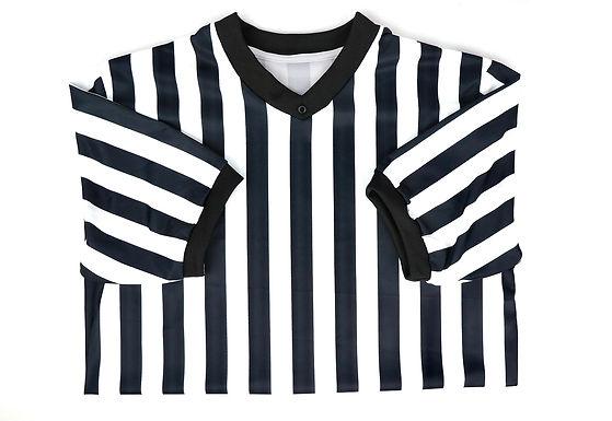 Basketball Referee Shirt