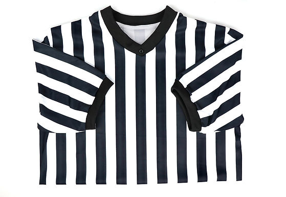 Basketball Referee Shirt