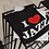 """Thumbnail: """"I Love Jazz Heart"""" T-shirts"""