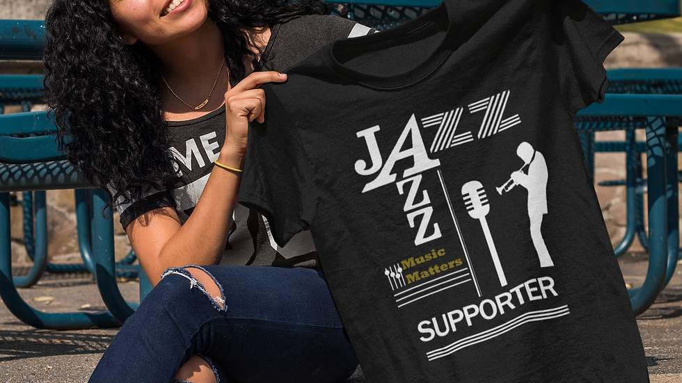 The Jazzsippers Consortium Supporter T-Shirt