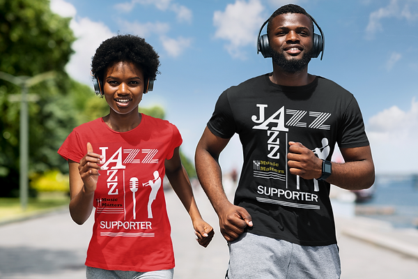 t-shirt-mockup-of-a-fit-couple-training-