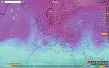 windy ECMWF temperature haute altitude.p