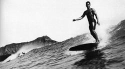 Tom Blake 空心衝浪板始祖