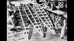 全世界第一個空心木製衝浪板