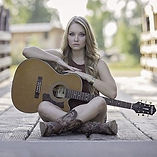 femme guitariste