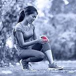 joggese blessée