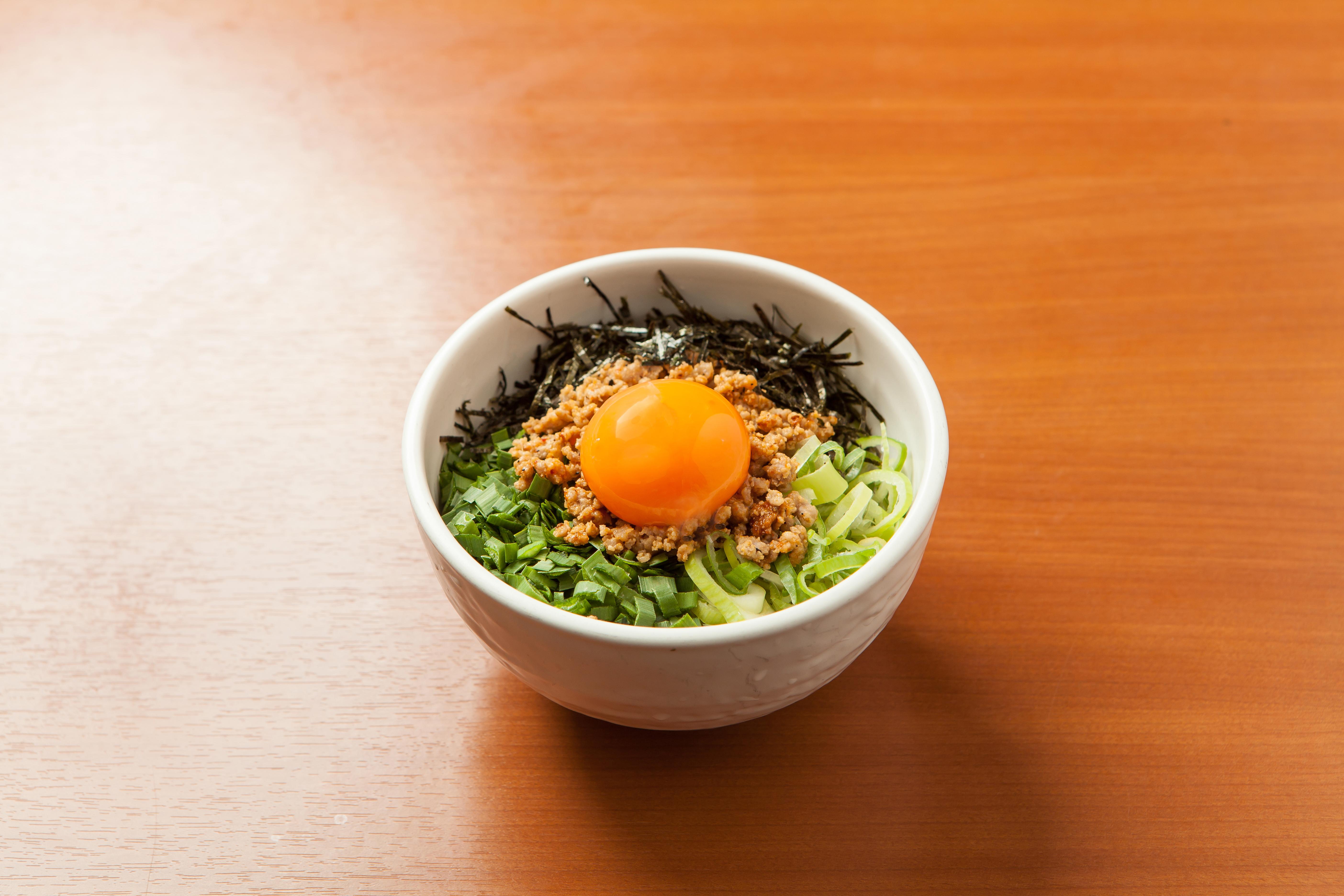 台湾肉玉丼