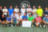 2016 RTA Men's Tennis Team