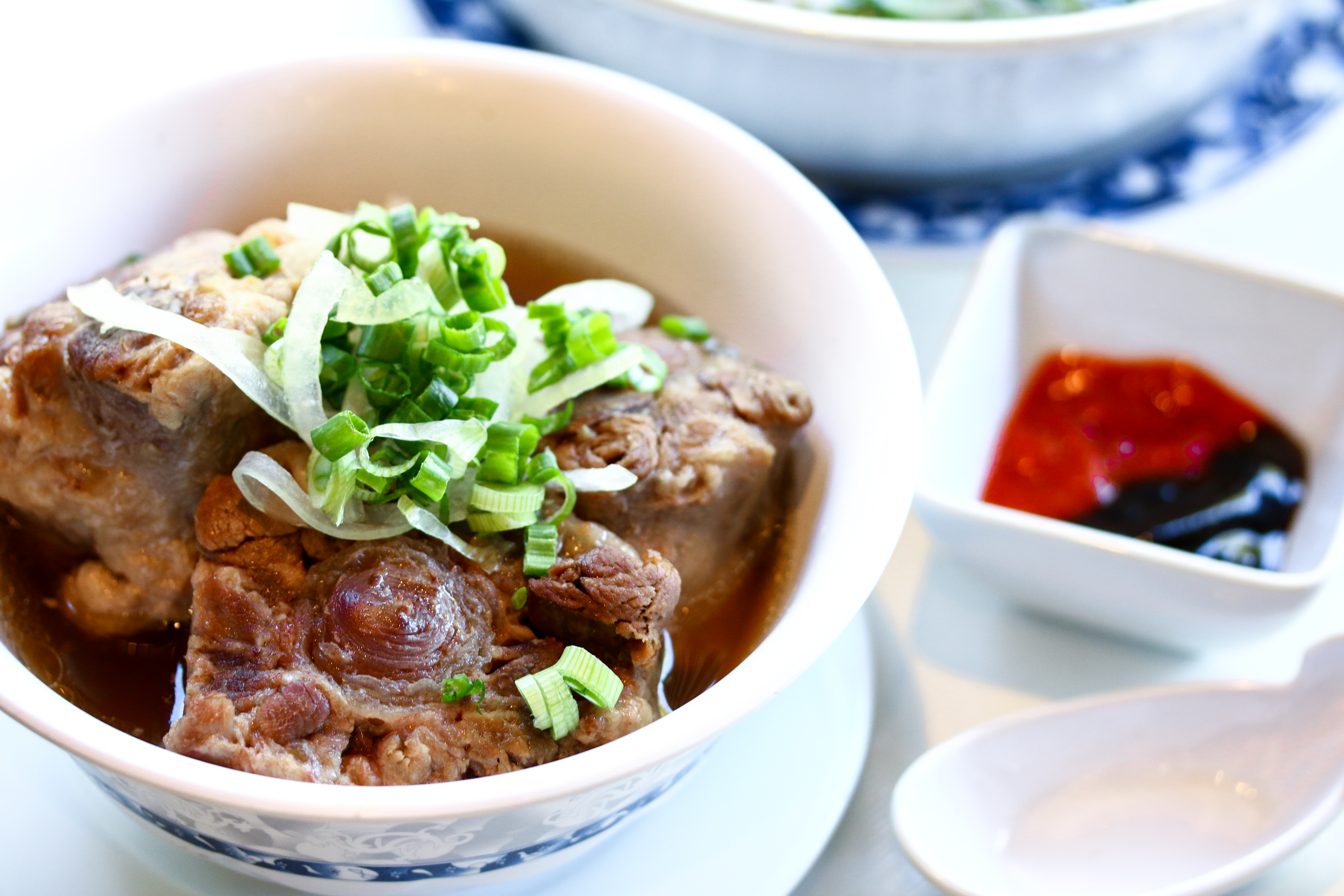 Mom's Oxtail Pho