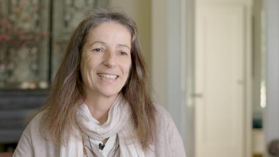 Brigitte Grof - Psychologist