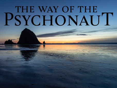 Here Comes The Way of the Psychonaut