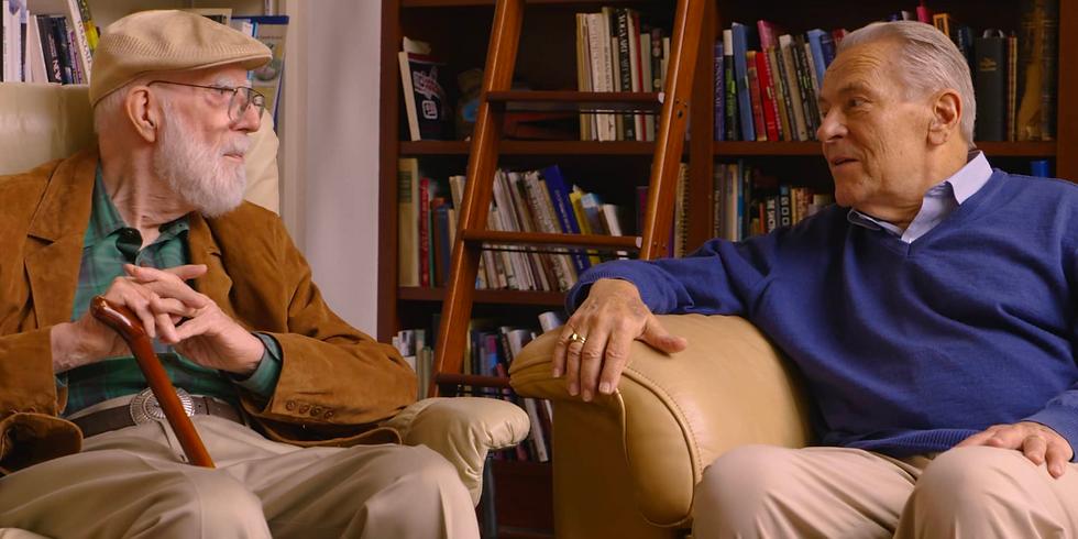 Michael Harner, PhD & Stan Grof Conversation
