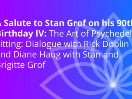 Monthly Tribute to Stan Grof