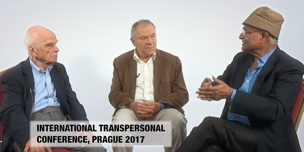 Ervin Laszlo, PhD, Amit Goswami, PhD & Stan Grof Conversation and Live Q&A