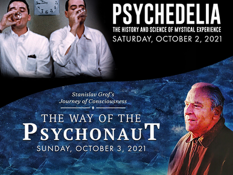 The Way of the Psychonaut to screen at  Psychedelics Conference