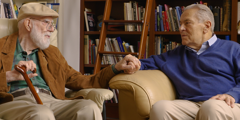 Michael Harner & Paul Grof Conversation and Live Q&A