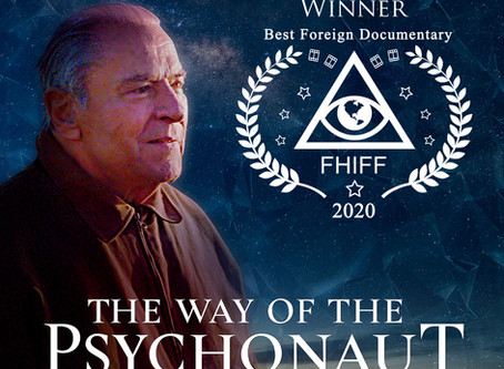The Way of the Psychonaut: Best Foreign Documentary at First Hermetic International Film Festival