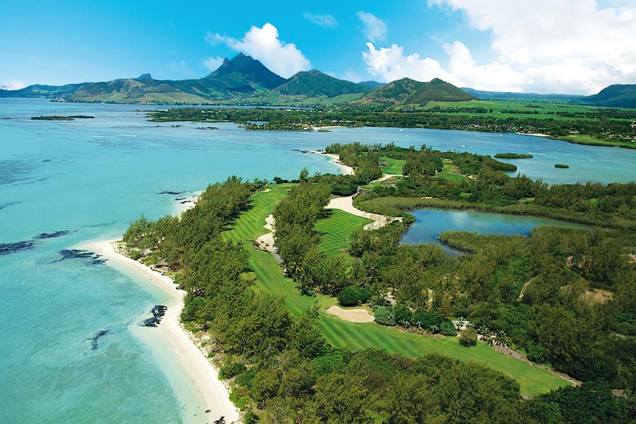 Golfbaan Île Aux Cerfs