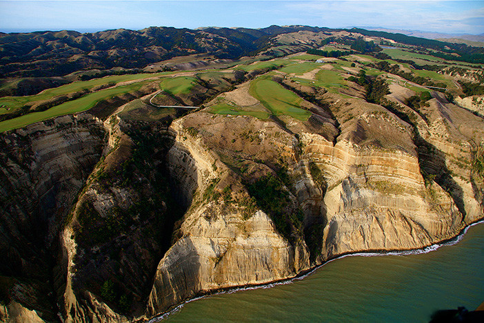 Golfbaan Cape Kidnappers