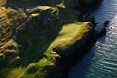 Golfen in de ongerepte natuur van IJsland