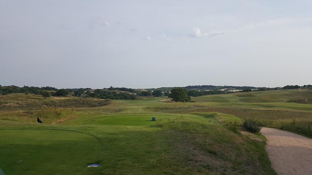 Koninklijke Haagsche Golf & Country Club hole 1