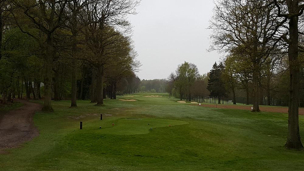 De Zuid Limburgse Golf & Country Club Wittem - hole 9