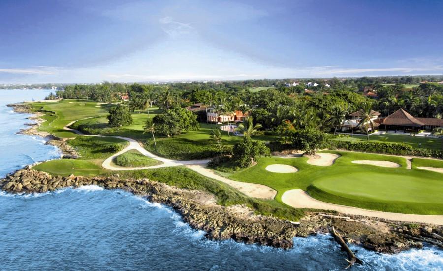 Golfbaan Casa de Campo