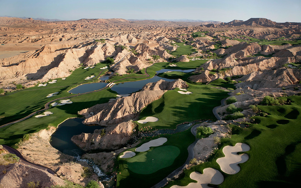 Golfbaan Wolf Creek