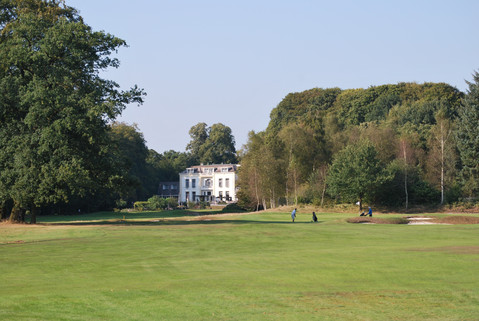 Top 10 Golf Hotels van de Benelux