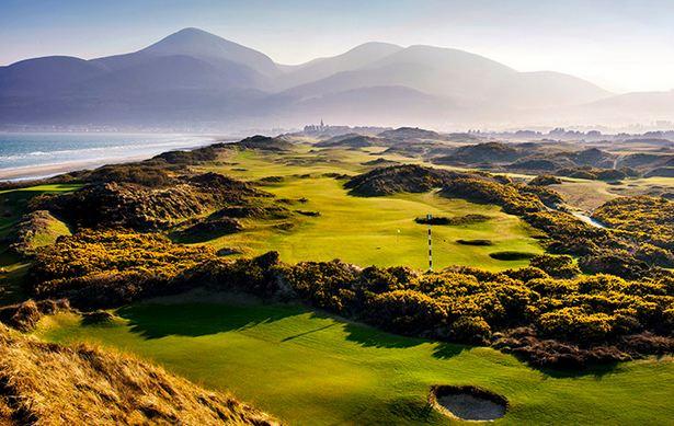 Golfbaan Royal County Down