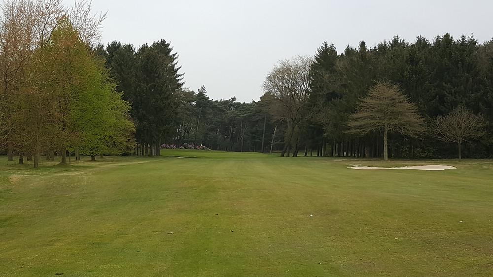 Golf & Country Club Crossmoor - hole 16