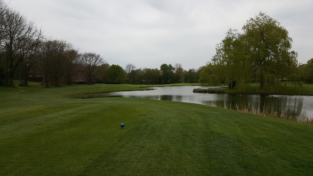 Golf & Country Club Hoenshuis hole 18