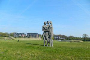 Kunst op Golfbaan de Haenen