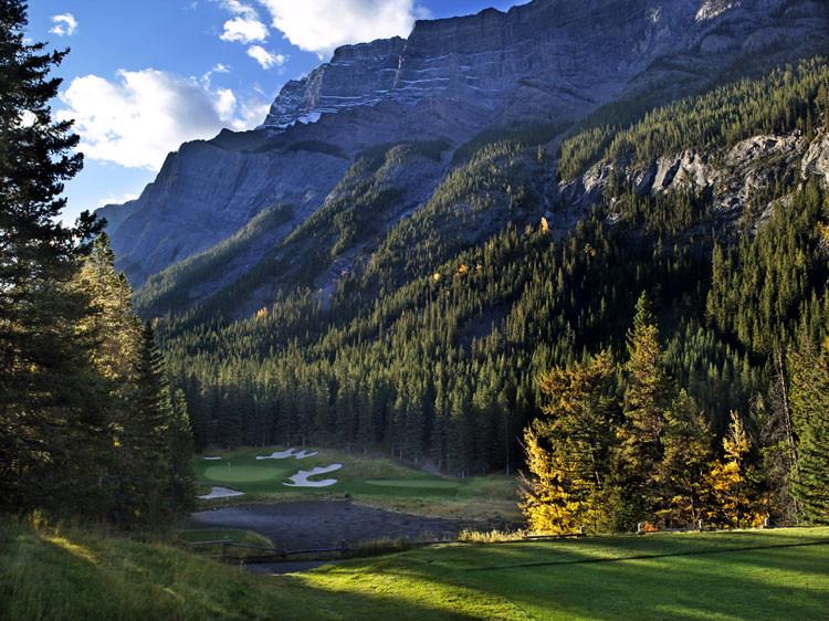 Golfbaan Banff Springs