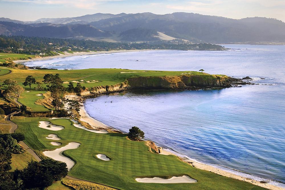 Golfbaan Pebble Beach