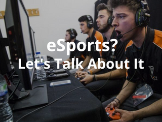 eSports Nutrition? Let's talk about it